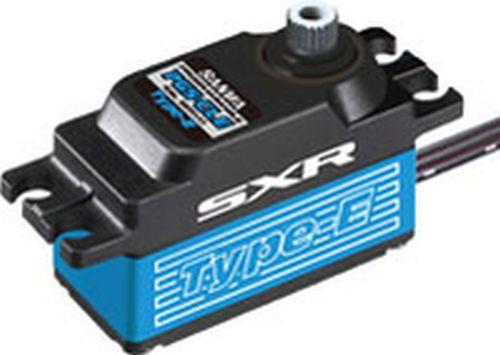 Sanwa 107A54632A PGS-CLE Waterproof Servo, w/ Metal Gears, 0.09s/60deg