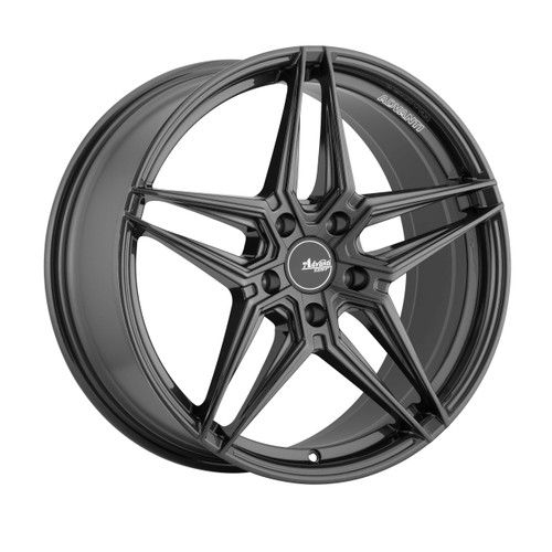 Advanti Racing DA89520356 Decado 19x8.5 5x120 35mm Offset Dark Metallic Anthracite Wheel