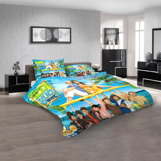 Order This Disney Movies Teen Beach 2 2015 N 3d Customized Personalized Bedding Sets Bedding Sets Now