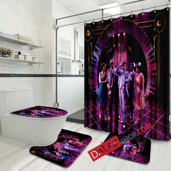 Ain't Misbehavin' Broadway Show N 3D Customized Personalized Bathroom Sets