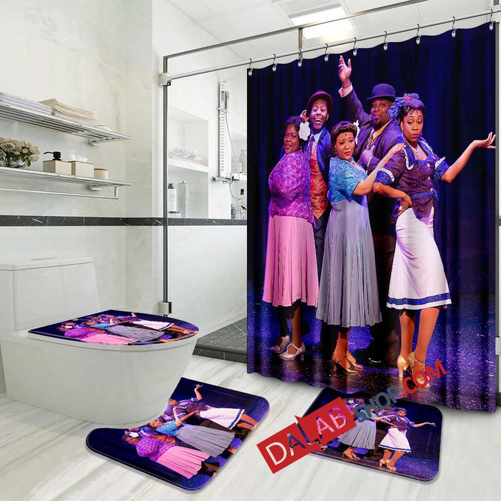 Ain't Misbehavin' Broadway Show V 3D Customized Personalized Bathroom Sets
