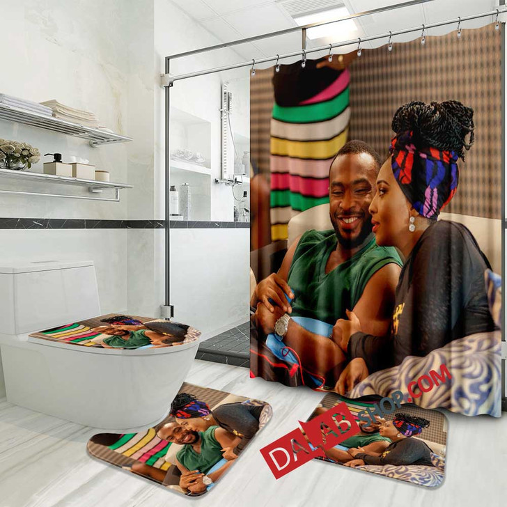 Movie Couple of Days V 3D Customized Personalized Bathroom Sets