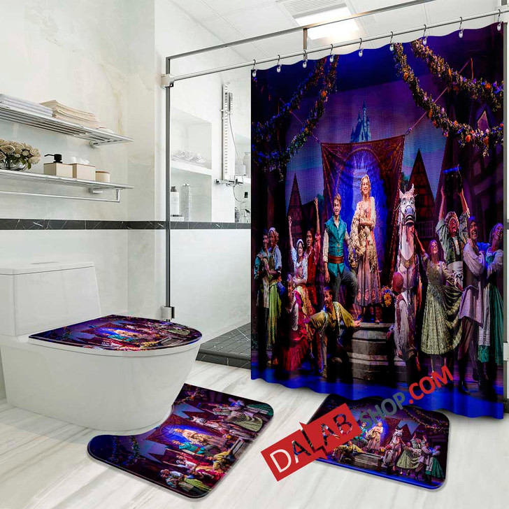 The Magic Show Broadway Show N 3D Customized Personalized Bathroom Sets