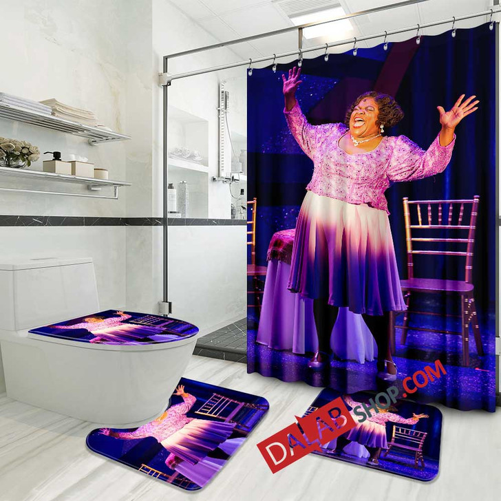 Ain't Misbehavin' Broadway Show D 3D Customized Personalized Bathroom Sets