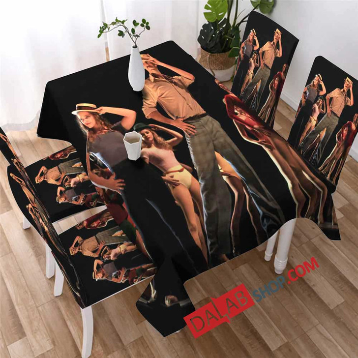 A Chorus Line Broadway Show V 3D Customized Personalized Table Sets