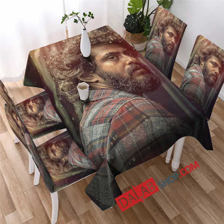 Movie Freedom at Midnight d 3D Customized Personalized Table Sets