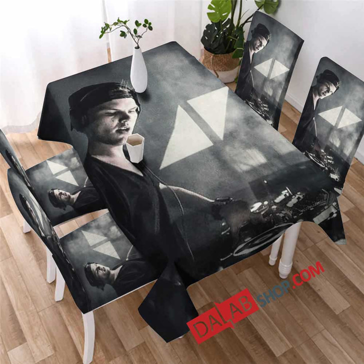 Movie Avicii True Stories D 3D Customized Personalized Table Sets