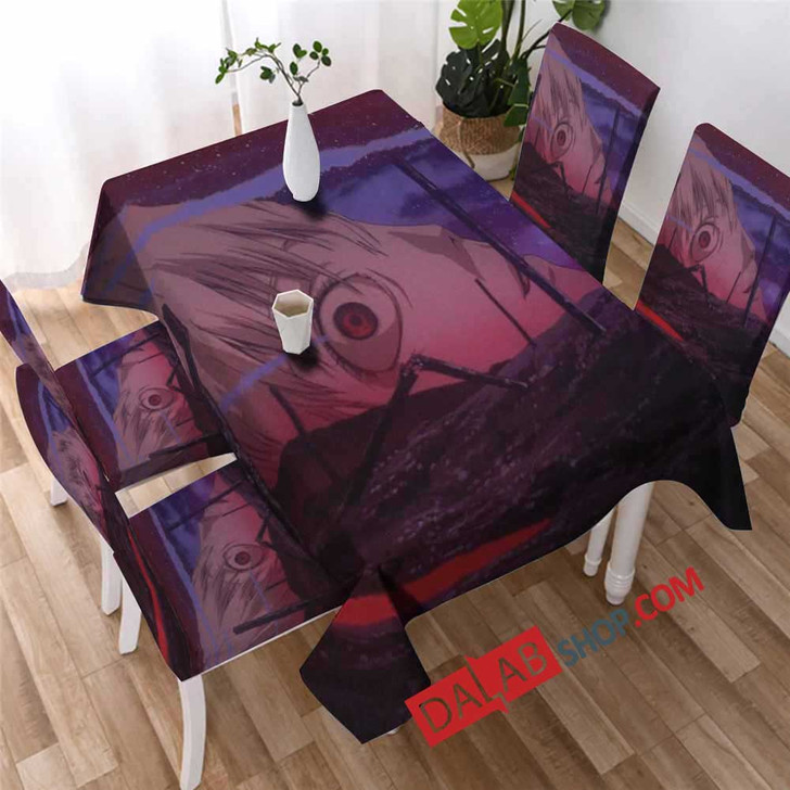 Netflix Movie The End of Evangelion v 3D Customized Personalized Table Sets