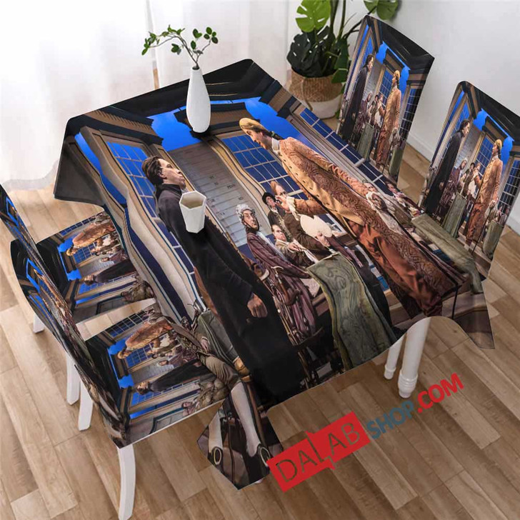 1776 Broadway Show N 3D Customized Personalized Table Sets
