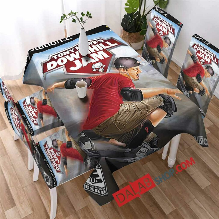 Aggressive Inline PS2 GAME D 3D Customized Personalized Table Sets