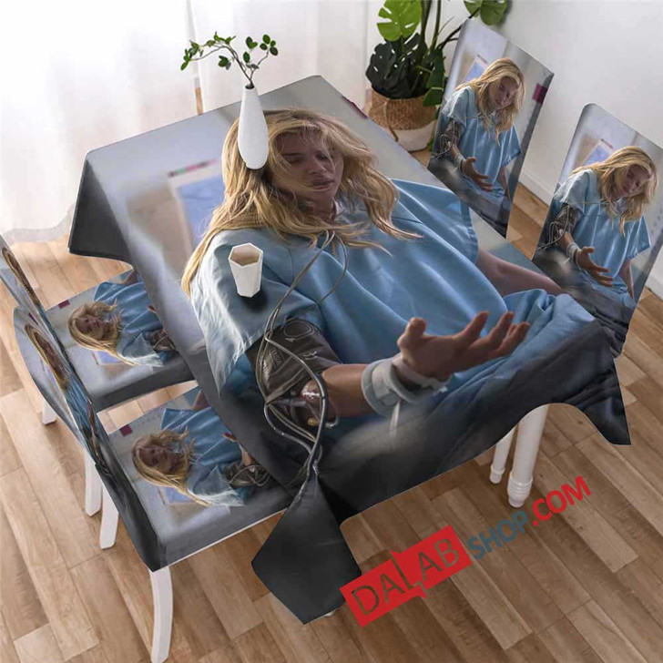 Movie Brain on Fire D 3D Customized Personalized Table Sets
