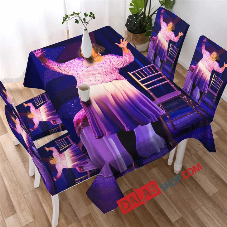 Ain't Misbehavin' Broadway Show D 3D Customized Personalized Table Sets
