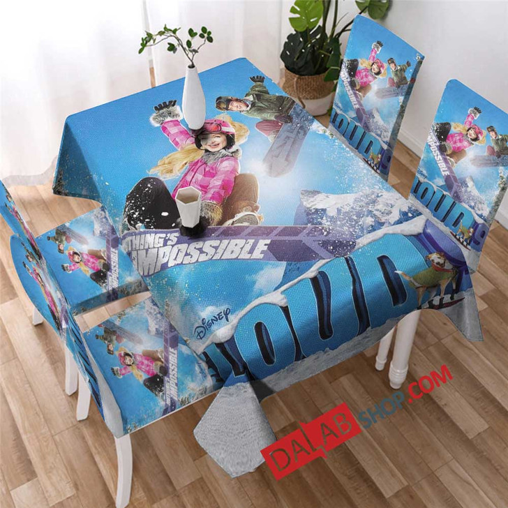 Disney Movies Cloud 9 (2014) d copy 3D Customized Personalized Table Sets