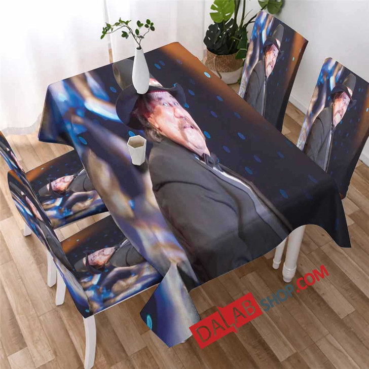 WWE The Blackjacks N (1) 3D Customized Personalized Table Sets