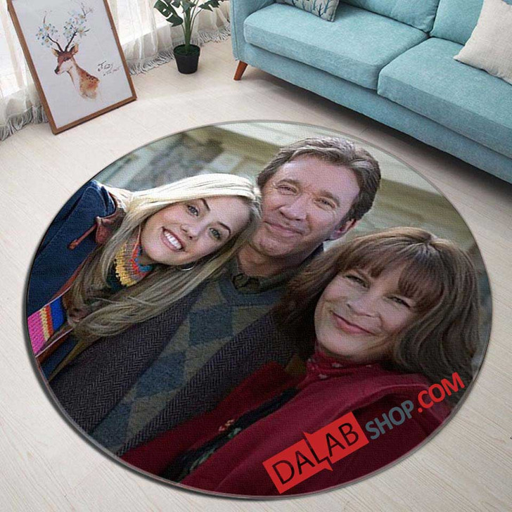 Movie Christmas with the Kranks V 3D Customized Personalized Round Area Rug