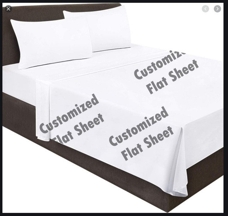 Customized Flat Sheet