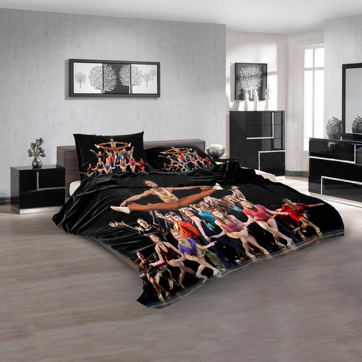A Chorus Line Broadway Show N 3D Customized Personalized  Bedding Sets