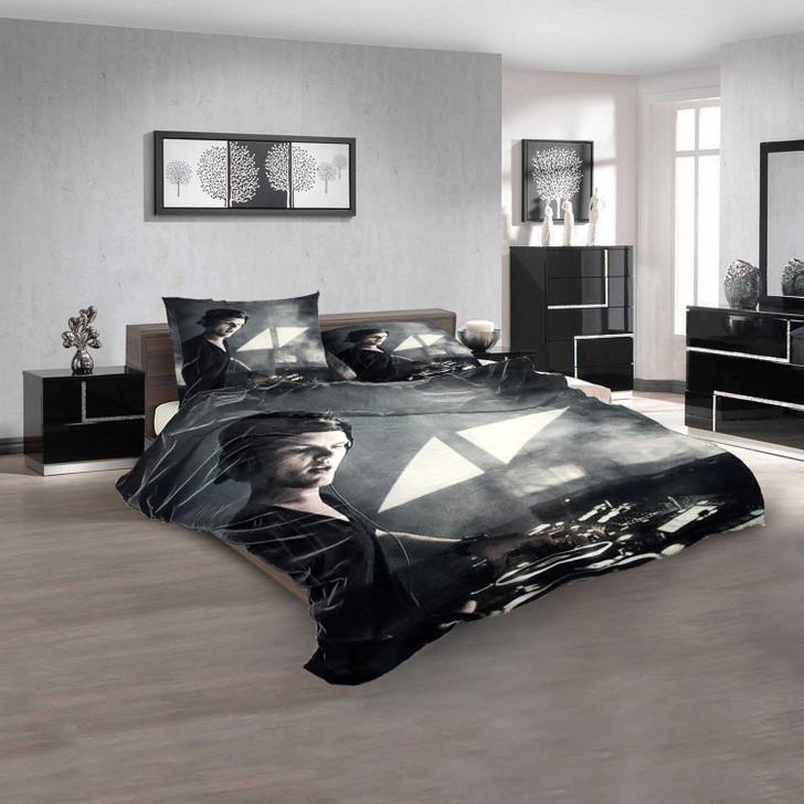 Movie Avicii True Stories D 3D Customized Personalized  Bedding Sets