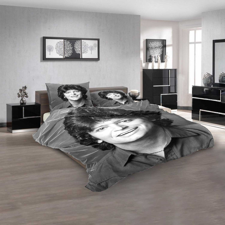 Famous Person Johnny Rodriguez d 3D Customized Personalized  Bedding Sets