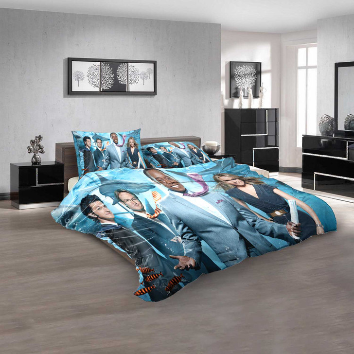 Disney Movies Man of the House n 3D Customized Personalized  Bedding Sets