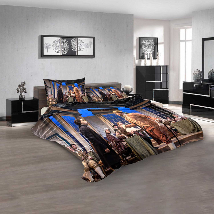 1776 Broadway Show N 3D Customized Personalized  Bedding Sets