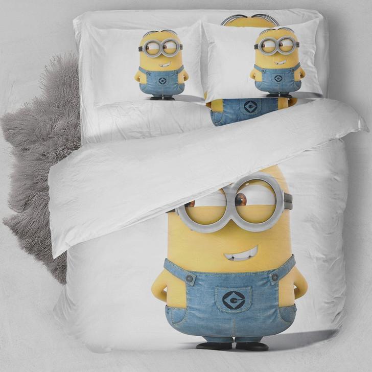 Minion Cute Bedding Set