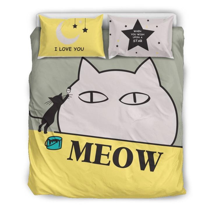 Cat Bedding Set 2