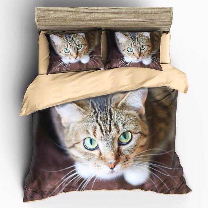 3D Print Cute Cat Bedding Set