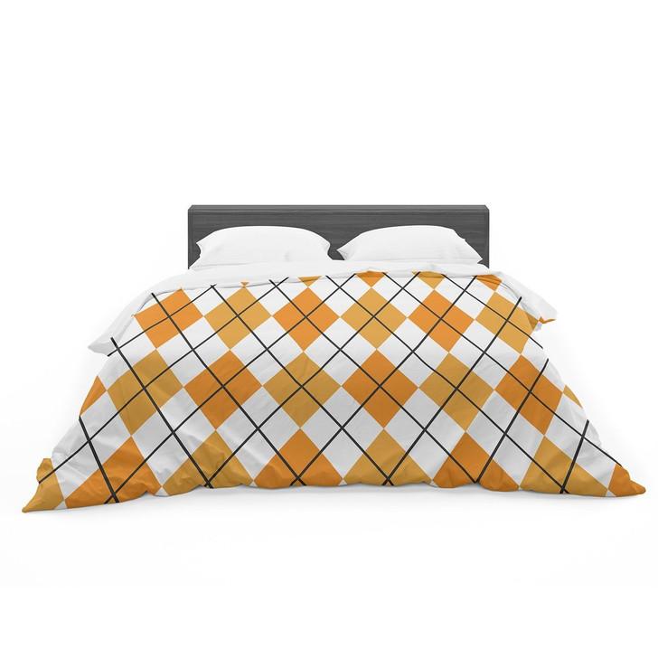 """ArgyleDay"" Featherweight3D Customize Bedding Set Duvet Cover SetBedroom Set Bedlinen"