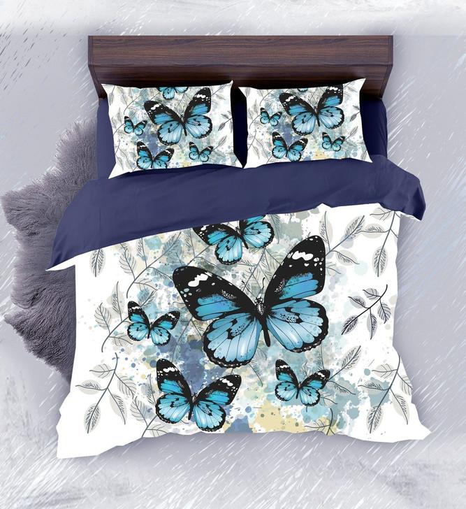 Butterflypring3D Customize Bedding Set/ Duvet Cover Set/  Bedroom Set/ Bedlinen