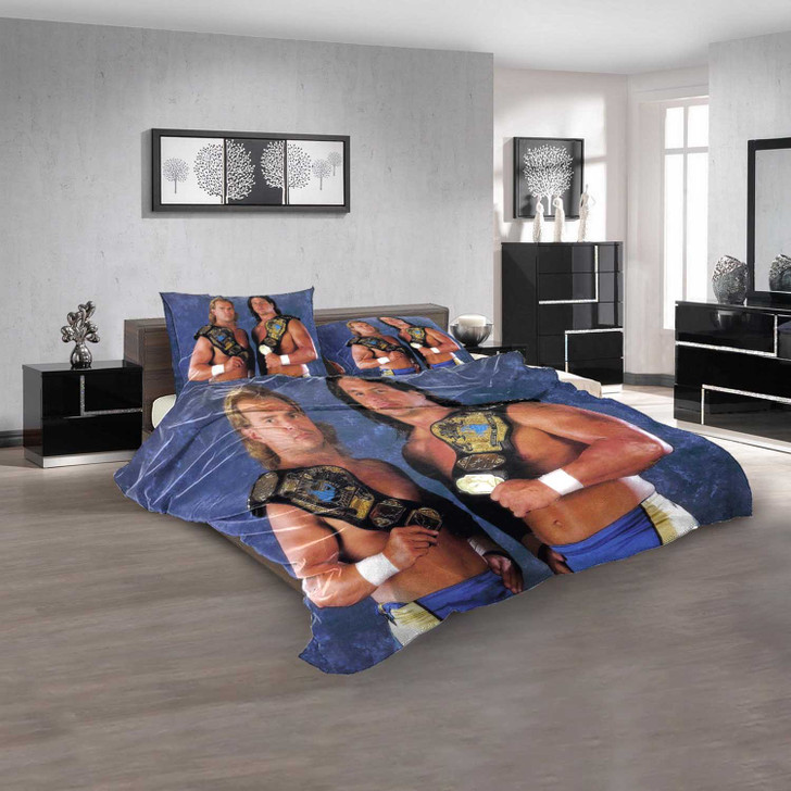 WWE U 3D Customized Personalized  Bedding Sets