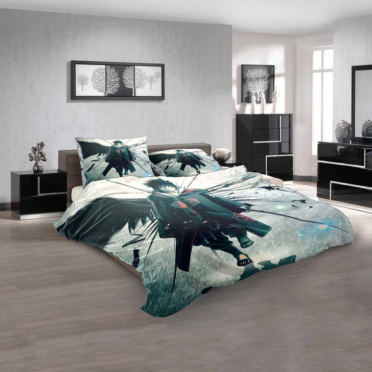 Anime Naruto d 3D Customized Personalized Bedding Sets Bedding Sets