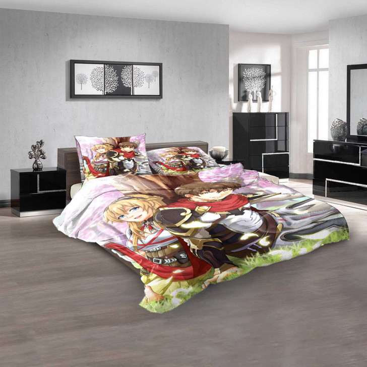Anime The King's Avatar d 3D Customized Personalized Bedding Sets Bedding Sets