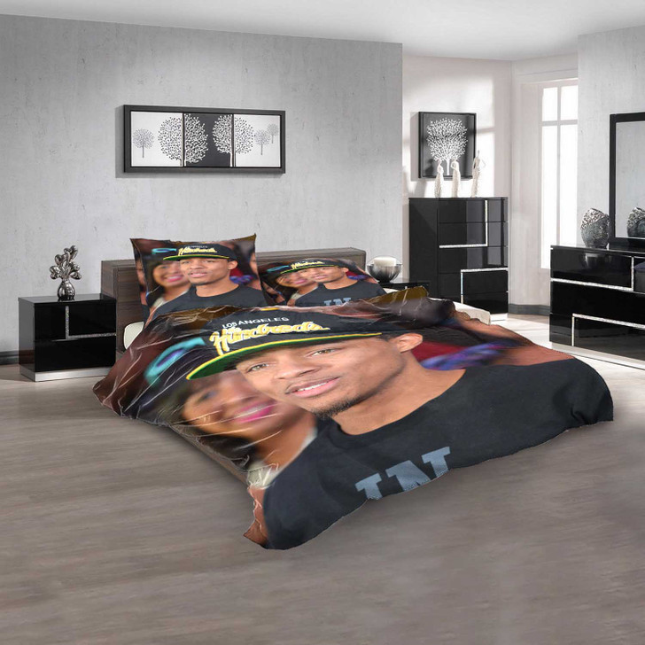 Famous Rapper Bow Wow  d 3D Customized Personalized Bedding Sets Bedding Sets