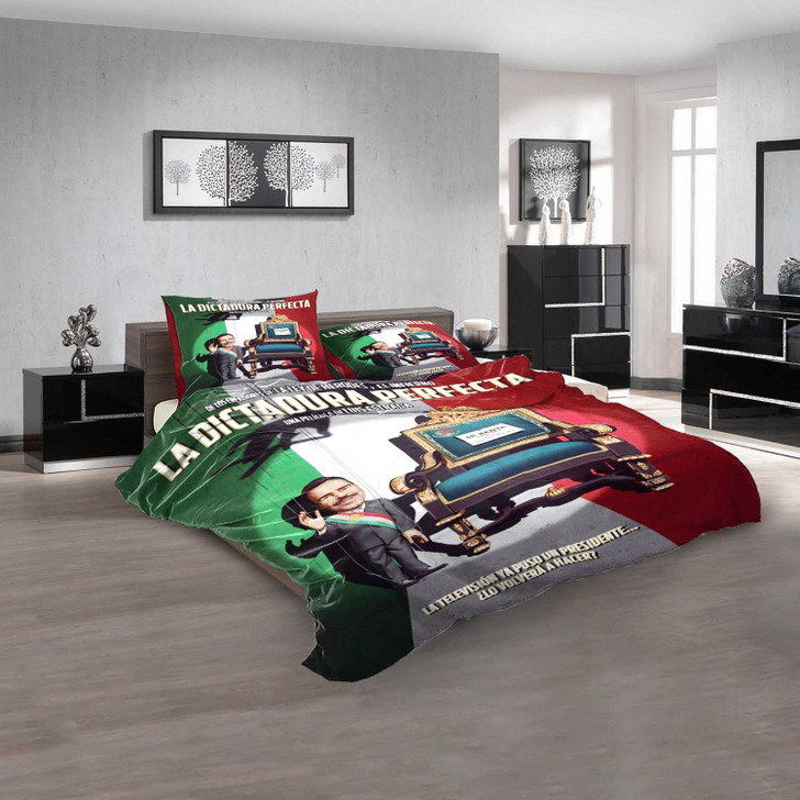 Netflix Movie The Perfect Dictatorship d 3D Customized Personalized  Bedding Sets