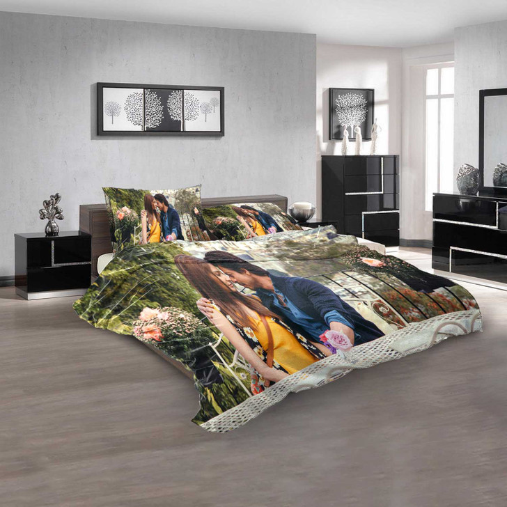 Movie Jab Harry Met Sejal n 3D Customized Personalized  Bedding Sets