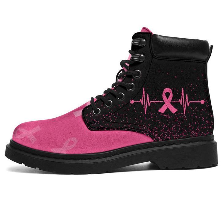 Cancer Awareness 3D Irish  Boots Shoes Ntn19022102