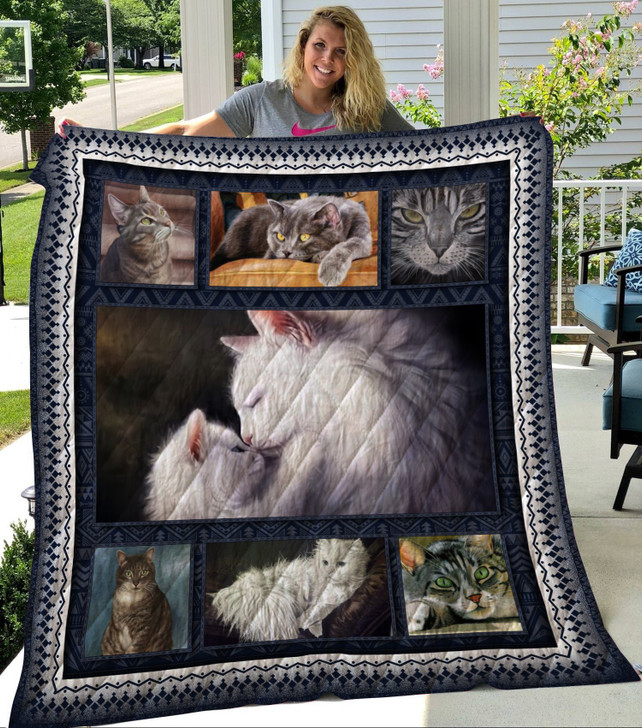 Cat 10 quilt On Sale! Design By Dalabshop.com