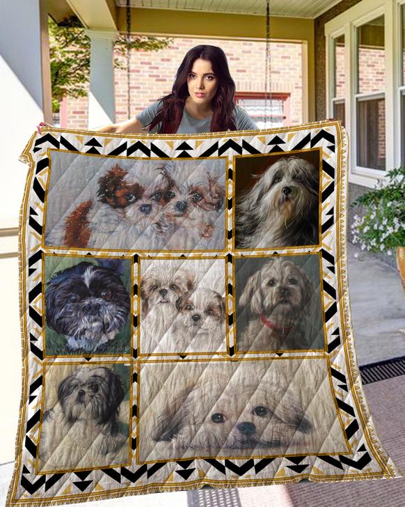 dog quilt On Sale! Design By Dalabshop.com