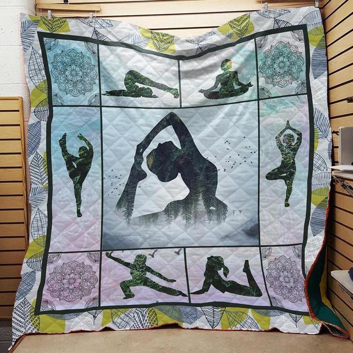 YOGA quilt On Sale! Design By Dalabshop.com
