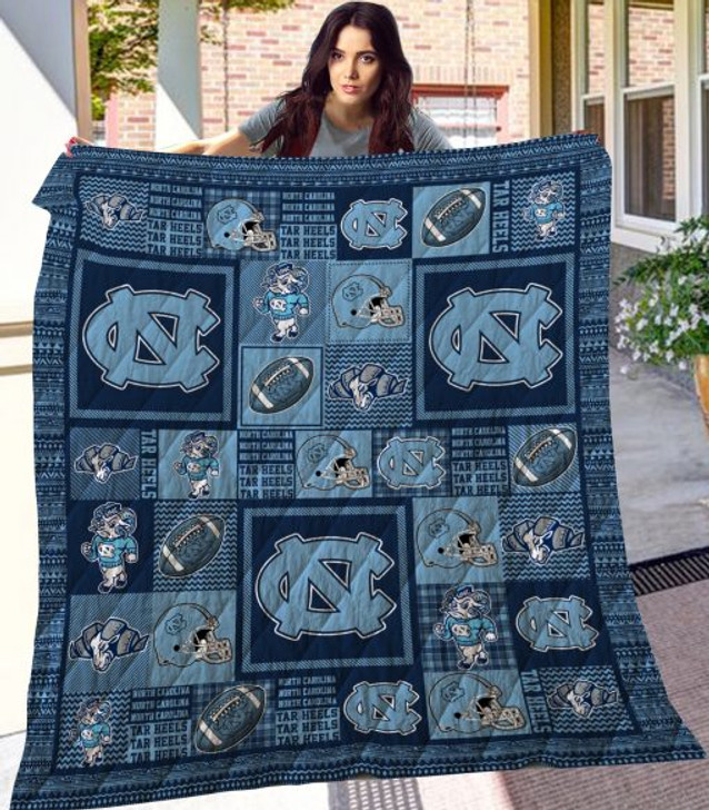 NCAA Northern Colorado Bears 3D Customized Personalized Quilt Blanket #1513 Design By Dalabshop.com