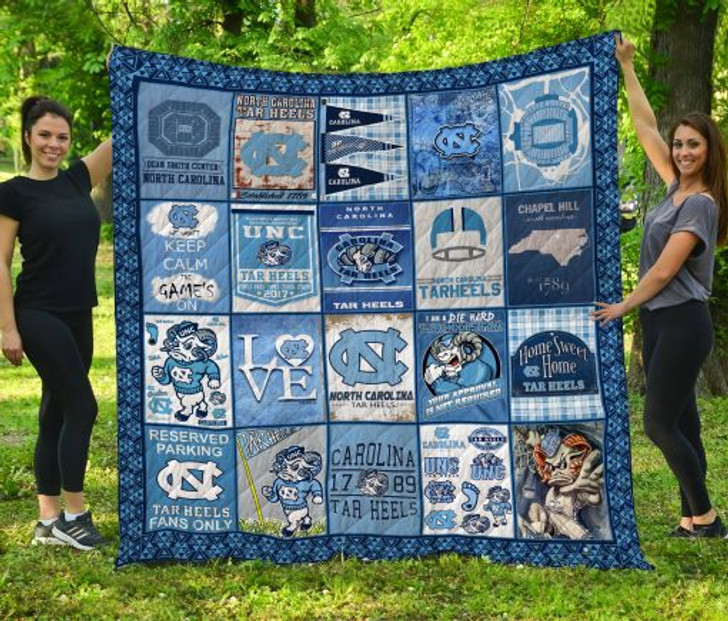 NCAA Northern Colorado Bears 3D Customized Personalized Quilt Blanket #1516 Design By Dalabshop.com
