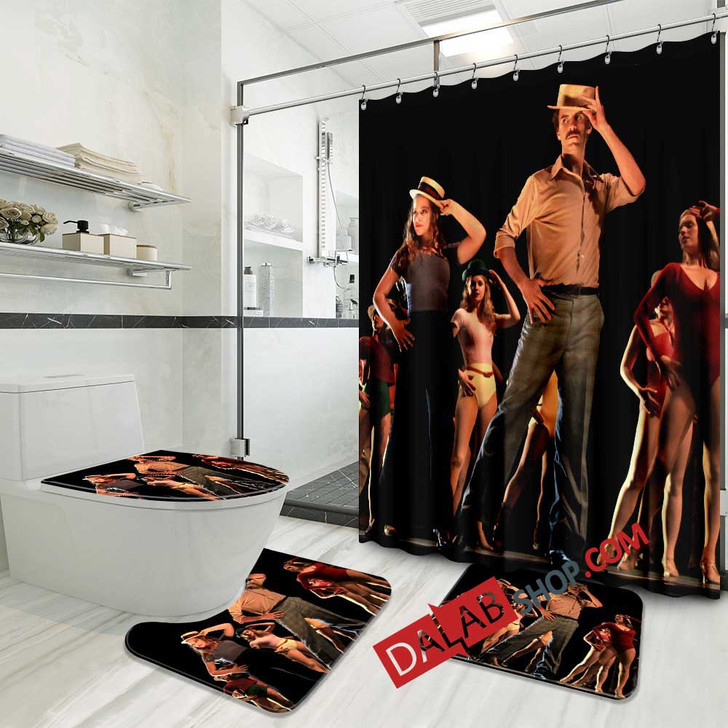 A Chorus Line Broadway Show V 3D Customized Personalized Bathroom Sets