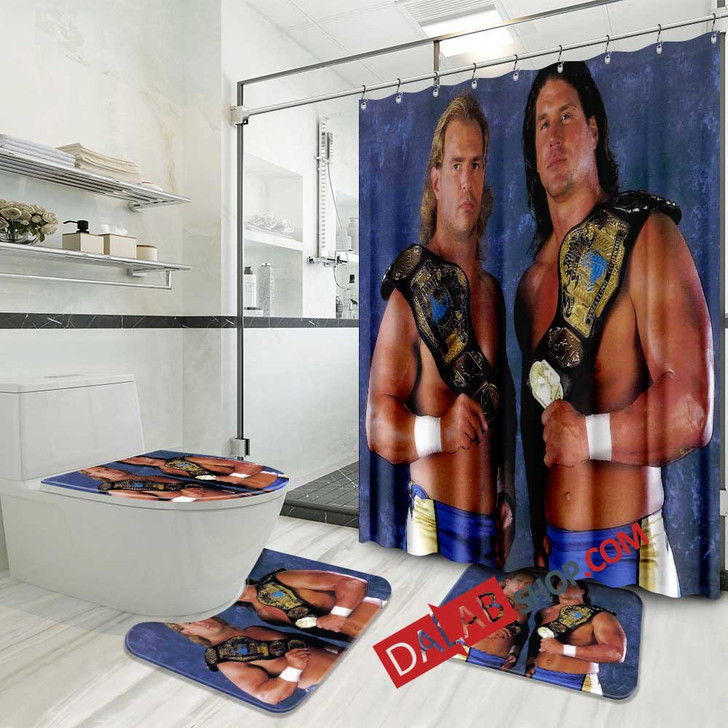 WWE U 3D Customized Personalized Bathroom Sets