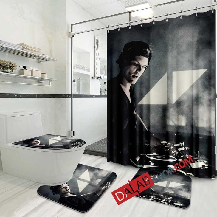 Movie Avicii True Stories D 3D Customized Personalized Bathroom Sets