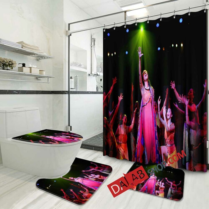 Aida Broadway Show N 3D Customized Personalized Bathroom Sets