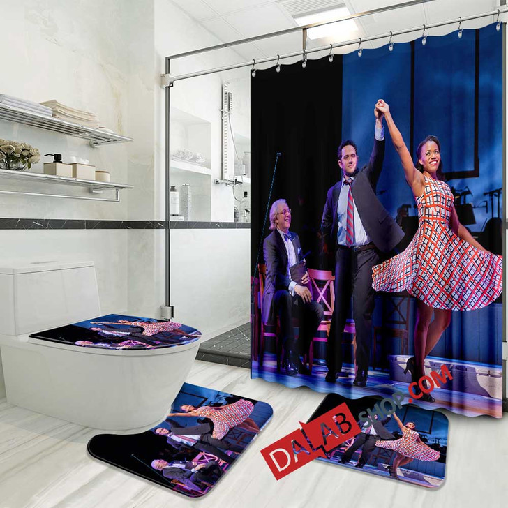 1776 Broadway Show V 3D Customized Personalized Bathroom Sets