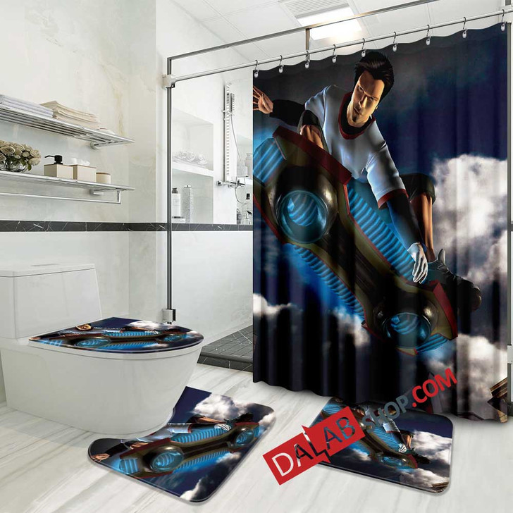 Aggressive Inline PS2 GAME V 3D Customized Personalized Bathroom Sets