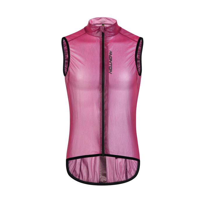 Men's 2019 Breefen Windproof Gilet - pink