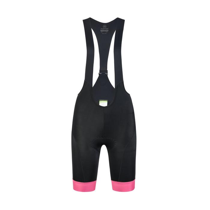 Women's 2019 Urban+ Monshhi Bib Shorts - black/pink